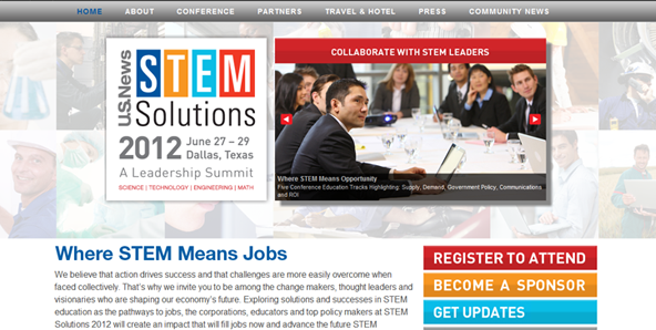 MDG U.S. News & Stem Report