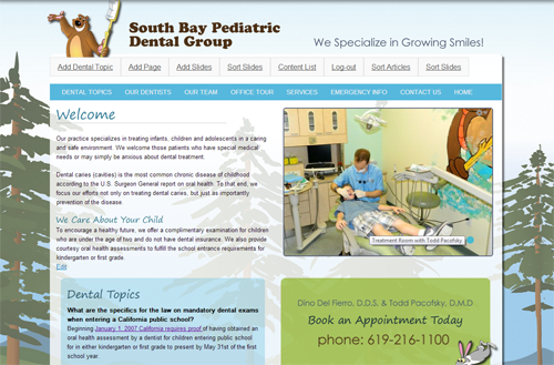 South Bay Pediatric Dental Group