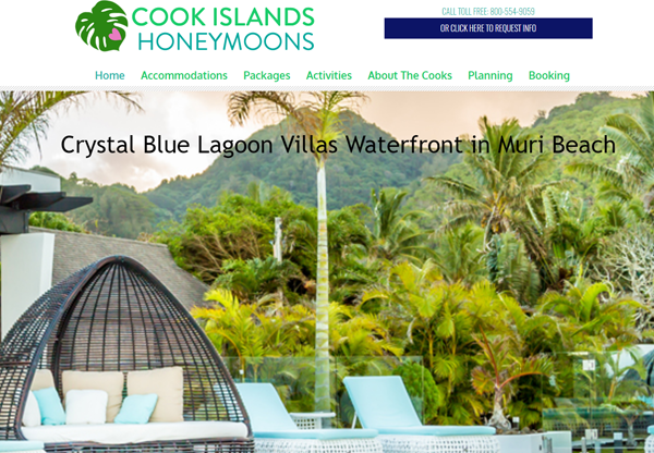 Cook Islands Honeymoons