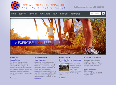 Crown City Chiropractic