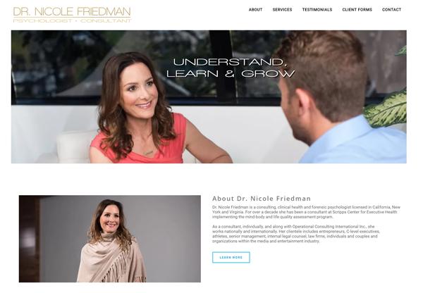 Dr. Nicole Friedman